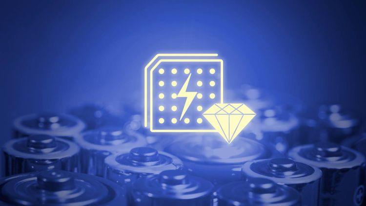 Японцы приблизились к созданию батареек на искусственных алмазах, которые смогут работать сотни лет